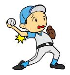 野球肘のイメージ画像