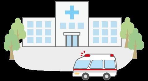 総合病院イメージ画像